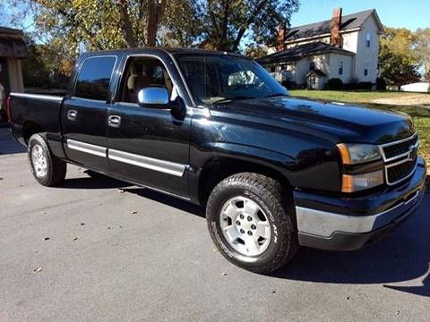 2007 Chevrolet Silverado 1500 Classic for sale at Happy Days Auto Sales in Piedmont SC