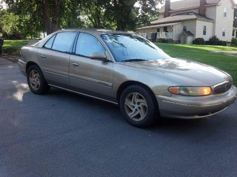 2001 Buick Century for sale at Happy Days Auto Sales in Piedmont SC