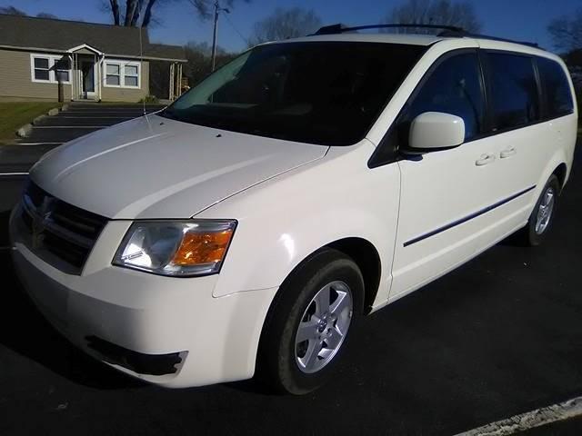 2010 Dodge Grand Caravan for sale at Happy Days Auto Sales in Piedmont SC