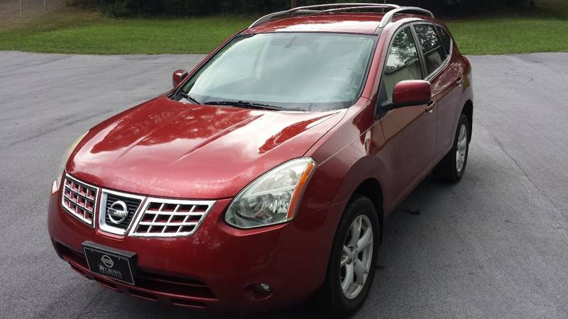 2009 Nissan Rogue for sale at Happy Days Auto Sales in Piedmont SC