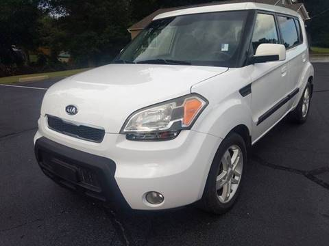 2010 Kia Soul for sale at Happy Days Auto Sales in Piedmont SC