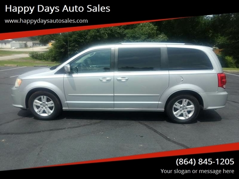 Piedmont Auto Sales >> Happy Days Auto Sales Car Dealer In Piedmont Sc