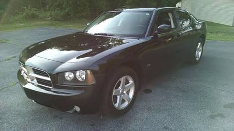 2009 Dodge Charger for sale at Happy Days Auto Sales in Piedmont SC