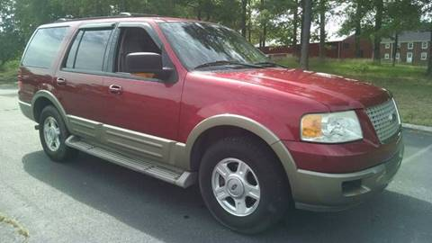 2004 Ford Expedition for sale at Happy Days Auto Sales in Piedmont SC