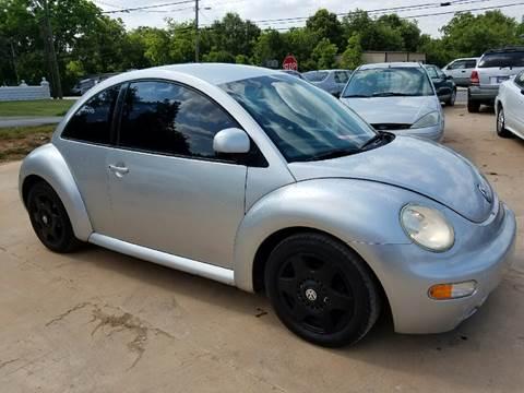 1998 Volkswagen New Beetle for sale at Happy Days Auto Sales in Piedmont SC