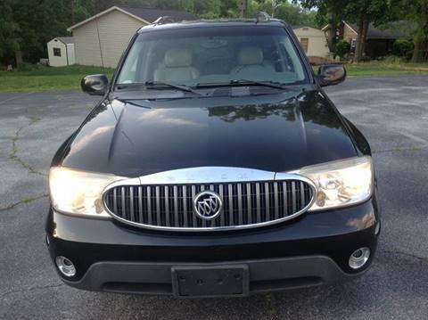 2006 Buick Rainier for sale at Happy Days Auto Sales in Piedmont SC