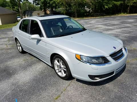 2008 Saab 9-5 for sale at Happy Days Auto Sales in Piedmont SC
