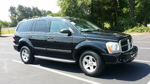 2006 Dodge Durango for sale at Happy Days Auto Sales in Piedmont SC