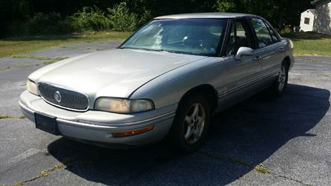1997 Buick LeSabre for sale at Happy Days Auto Sales in Piedmont SC