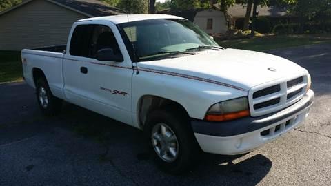 1997 Dodge Dakota for sale at Happy Days Auto Sales in Piedmont SC