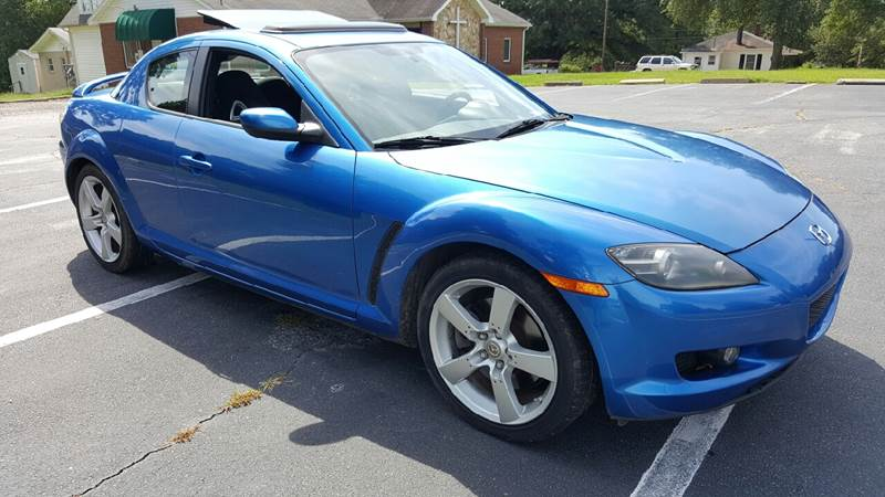2005 Mazda RX-8 for sale at Happy Days Auto Sales in Piedmont SC