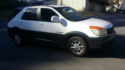2002 Buick Rendezvous for sale at Happy Days Auto Sales in Piedmont SC