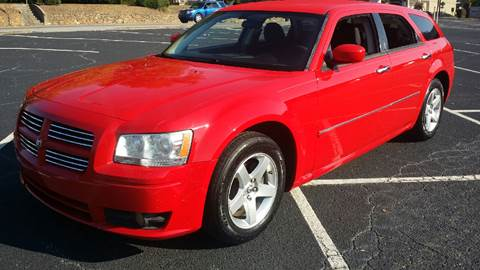 2008 Dodge Magnum for sale at Happy Days Auto Sales in Piedmont SC