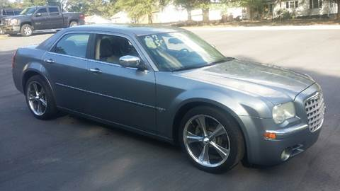 2007 Chrysler 300 for sale at Happy Days Auto Sales in Piedmont SC