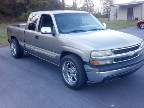 1999 Chevrolet Silverado 1500 for sale at Happy Days Auto Sales in Piedmont SC