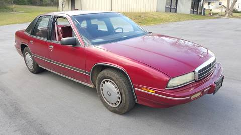 1993 Buick Regal for sale at Happy Days Auto Sales in Piedmont SC