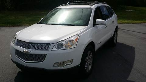 2009 Chevrolet Traverse for sale at Happy Days Auto Sales in Piedmont SC
