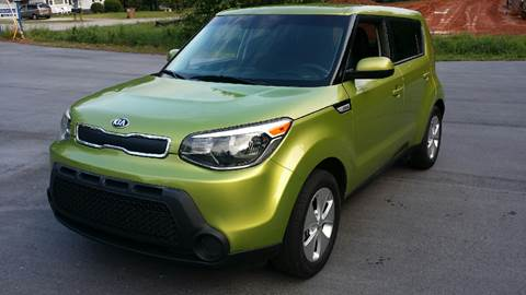 2015 Kia Soul for sale at Happy Days Auto Sales in Piedmont SC