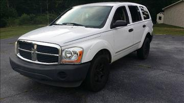 2004 Dodge Durango for sale at Happy Days Auto Sales in Piedmont SC