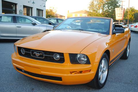 2007 Ford Mustang for sale in Downingtown, PA