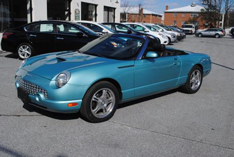2002 Ford Thunderbird for sale in Downingtown, PA