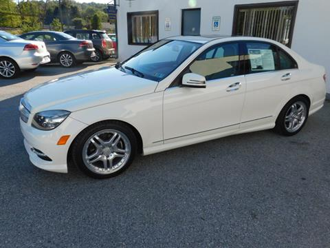 2011 Mercedes-Benz C-Class C 300 4dr Sedan C300 Sport 4MATIC