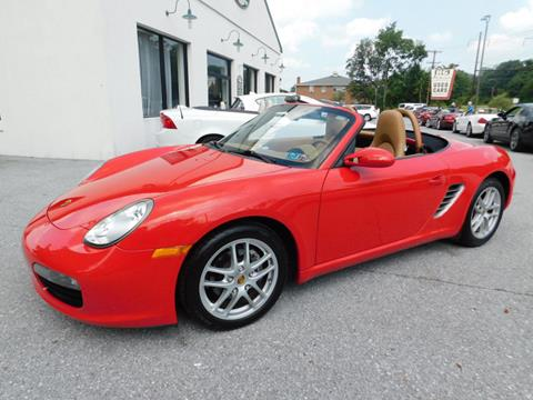 2008 Porsche Boxster for sale in Downingtown, PA