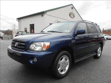 2004 Toyota Highlander for sale in Downingtown, PA