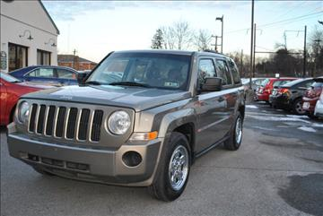 2007 Jeep Patriot for sale in Downingtown, PA
