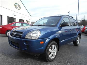 2005 Hyundai Tucson for sale in Downingtown, PA