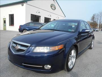 2007 Acura TL for sale in Downingtown, PA