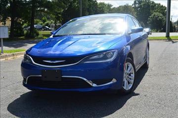 2015 Chrysler 200 for sale in Fredericksburg, VA
