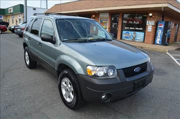 2005 Ford Escape for sale in Fredericksburg, VA