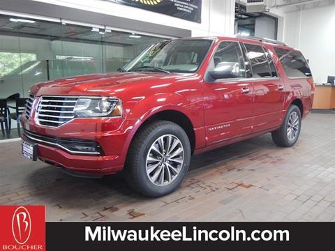 2017 Lincoln Navigator L for sale in West Allis, WI