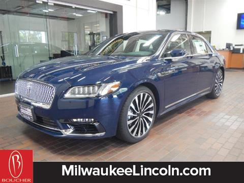 2017 Lincoln Continental for sale in West Allis, WI