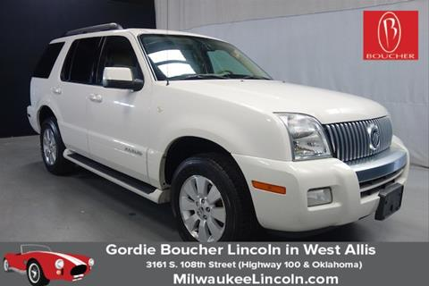 2008 Mercury Mountaineer for sale in West Allis, WI