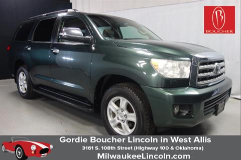 2008 Toyota Sequoia for sale in West Allis, WI