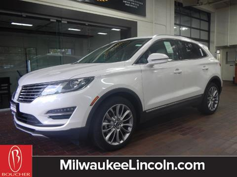 2018 Lincoln MKC for sale in West Allis, WI