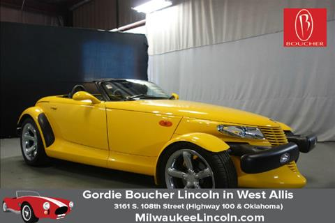 2002 Chrysler Prowler for sale in West Allis, WI