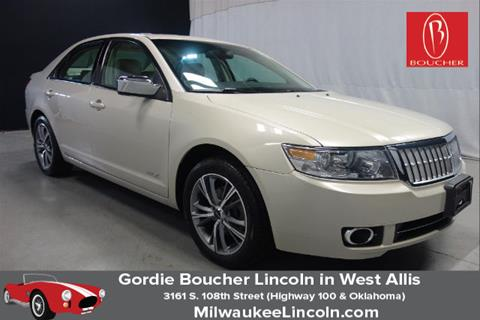 2007 Lincoln MKZ for sale in West Allis, WI