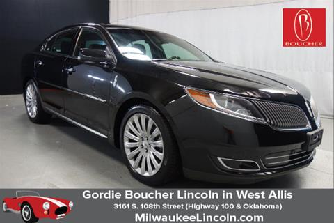 2014 Lincoln MKS for sale in West Allis, WI