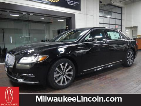 2018 lincoln holiday. unique 2018 2018 lincoln continental for sale in west allis wi on lincoln holiday