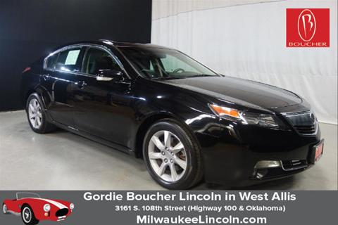 2013 Acura TL for sale in West Allis, WI