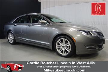 2014 Lincoln MKZ Hybrid for sale in West Allis, WI