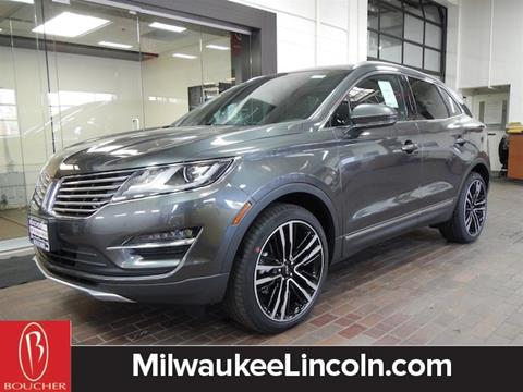 2017 Lincoln MKC for sale in West Allis, WI