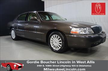 2005 Lincoln Town Car for sale in West Allis, WI