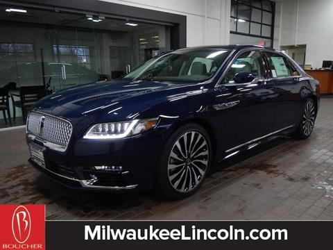 used 2017 lincoln continental for sale. Black Bedroom Furniture Sets. Home Design Ideas