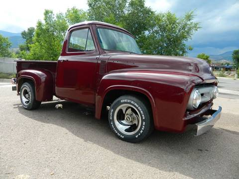 1953 Ford F-100 for sale in Colorado Springs, CO