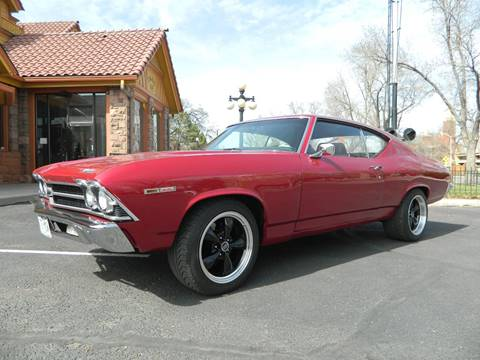 1969 Chevrolet Chevelle for sale in Colorado Springs, CO
