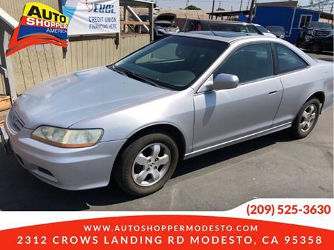 2002 Honda Accord for sale in Modesto, CA